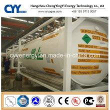 Heißer verkaufender niedriger Preis und hohe Qualität T75 Sauerstoff-Stickstoff-Argon-Cabochon-Dioxid-Tank-Container