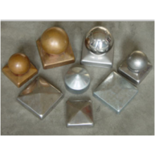 Metal  Square  Post  Cap
