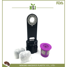 Charcoal Water Filters Holder Starter Kit