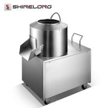 Comerciante comercial Multifuncional de aço inoxidável de batata elétrica de batata à venda