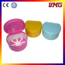 Colorful Plastic Denture Box U9023