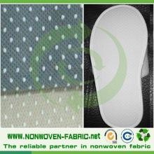 PVC DOT Coated Spunbonded Anti-Rutsch nicht gewebt