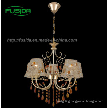 Modern Crystal Pendant Lamp/Glass Chandelier (D-9302/5)