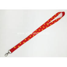 Cheap Wonderful Polyester Lanyards