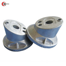 van stone pipe puddle floor backing steel flange