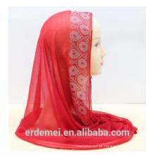 2015 lenço muçulmano africano muçulmano