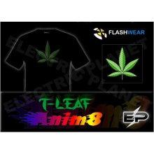 [Супер дело]Оптовая моды горячей продажи футболки А23,El футболки,LED футболки