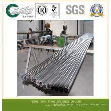 Rodada especial de aço inoxidável tubo flexível