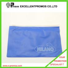 Bolso plástico plástico de la cremallera del diseño colorido PP para la promoción (EP-P82919)