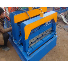 Glazed Tile Roof Sheet Roll Forming Machine for USD