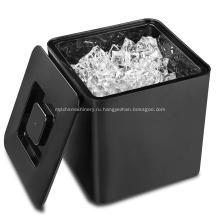 Выдвиженческое Пластичное Квадратное Ведро Льда 14 Л