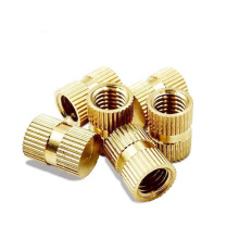Specializing in the production of high precision CNC machining brass thread insert nut