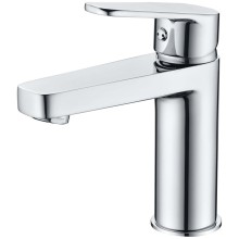 Chrome Single Handle Bathroom Basin Faucets Washbasin Mixer