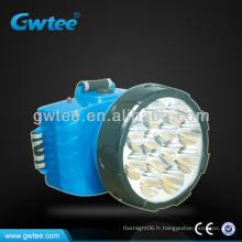 GT-8602 Lampe minière à mine rechargeable