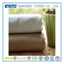 Tela de algodón suave de Yintex