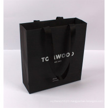 china manufacture shopping paper bag supplier with handle