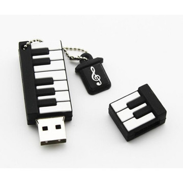 Piano Design Real Capacity Special Usb Flash Drive