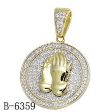 Nuevo diseño de joyería de moda colgante de plata 925