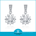 Classic 925 Silver Thailand Drop Earring 2013 (SH-E0047)