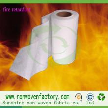 Spunbond Polypropylene Nonwoven Flame-Retardant Fabric