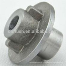 Usinage de précision cnc personnalisé usinage des pièces forgées en acier