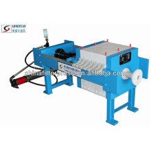 X400 Manual Sludge Dewatering Small Chamber Filter Press