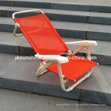Chaise de plage pliable (XY-141)