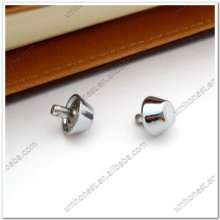 Alloy bag cone rivets