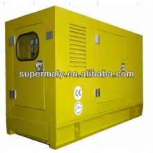 Звукоизолирующий дизельный генератор Steyr
