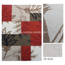 Hand Hooked With Carpet Design Fesyen