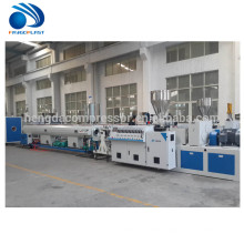 PP/PE/PPR plastic pipe making machine with single screw extruder