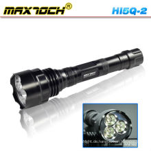 Maxtoch-HI5Q-2 2 * 18650 Taschenlampe LED wiederaufladbare