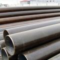tubo de aço carbono sem costura astm a106b caldeira a vapor sem costura