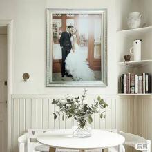 Proveedor de fabricación por mayor marco de fotos para la decoración del hogar