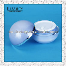 Форма шара акриловая косметическая упаковка 50г