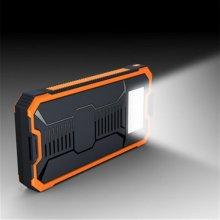 Алюминиевое качество 8000mAh Солнечное зарядное устройство панели