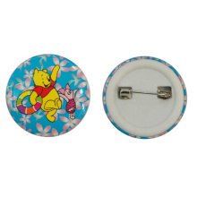 Advertising Promotion Safety Tinplate Button Badge for High Quality