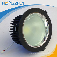 Highly Lumen commercial 10w cob led downlight