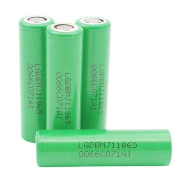 LG Battery 18650MJ1 3500mAh 10A di scarico