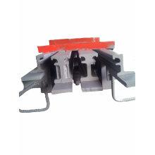 Резиновые компенсаторы используются между дорог и мостов