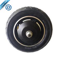 Motor de silla de ruedas eléctrica Food Crat 1O pulgada de alto motor del eje de torsión 24V 250W