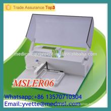 MSLER05M Laveuse à microplaques homologuée CE & ISO Laveuse à microplaque à haute qualité avec incubateur