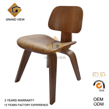 Mobília chinesa clássica cadeira cinza cadeira de madeira (GV-DCW 005)