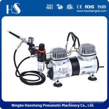 HSENG AS19-2K double cylinder air compressor