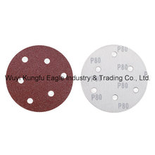 Velcro Sanding Discs with Holes
