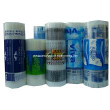 Película de rollo de laminación de plástico para líquidos