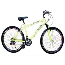 Vélo VTT avec cadre droit supérieur Pipe