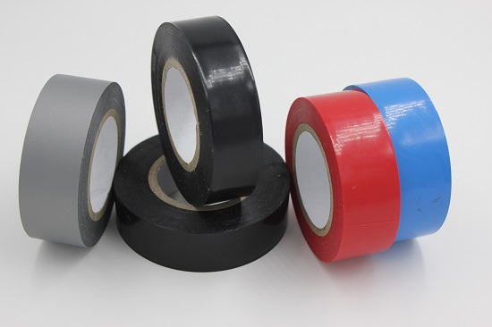 Plastic electrical tape