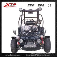 Siège de deux pédales adulte 9HP Go Kart avec système de freinage