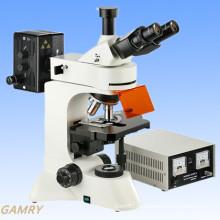 Microscope professionnel à haute efficacité de fluorescence (EFM-3201)
